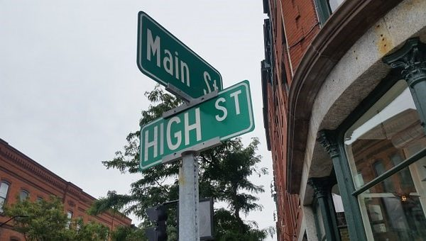 High Street Comes to Main Street
