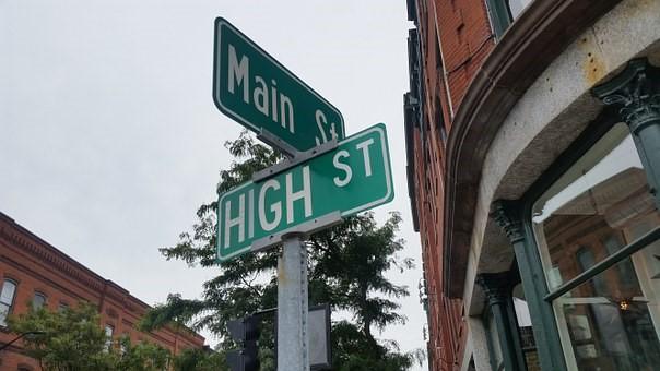 High Street Comes to Main Street
