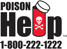 MA / RI Poison Control Hotline Number